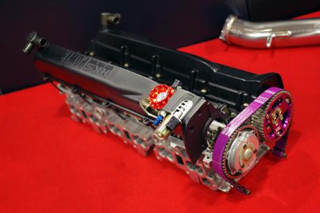 RB26 V CAM SYSTEM