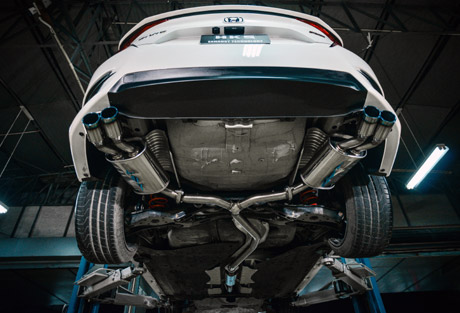 Civic Type R Civic Parts Product Hks