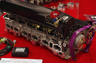 RB26 V CAM SYSTEM (VALCON TYPE-RB26) | ENGINE | PRODUCT | HKS