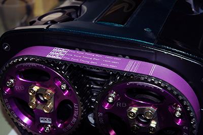 Fine Tune Timing Belt | ENGINE | PRODUCT | HKS