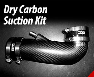 DryCarbon Suction Kit
