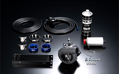 GT SUPERCHARGER Universal Kit