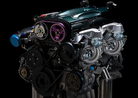 GT III渦輪