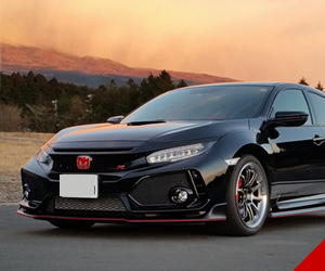 CIVIC TYPE-R/CIVIC