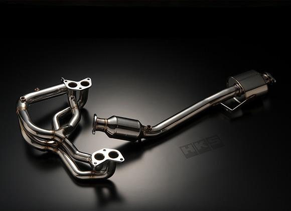 HKS Exhausts R-spec