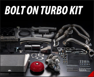 BOLT ON TURBO